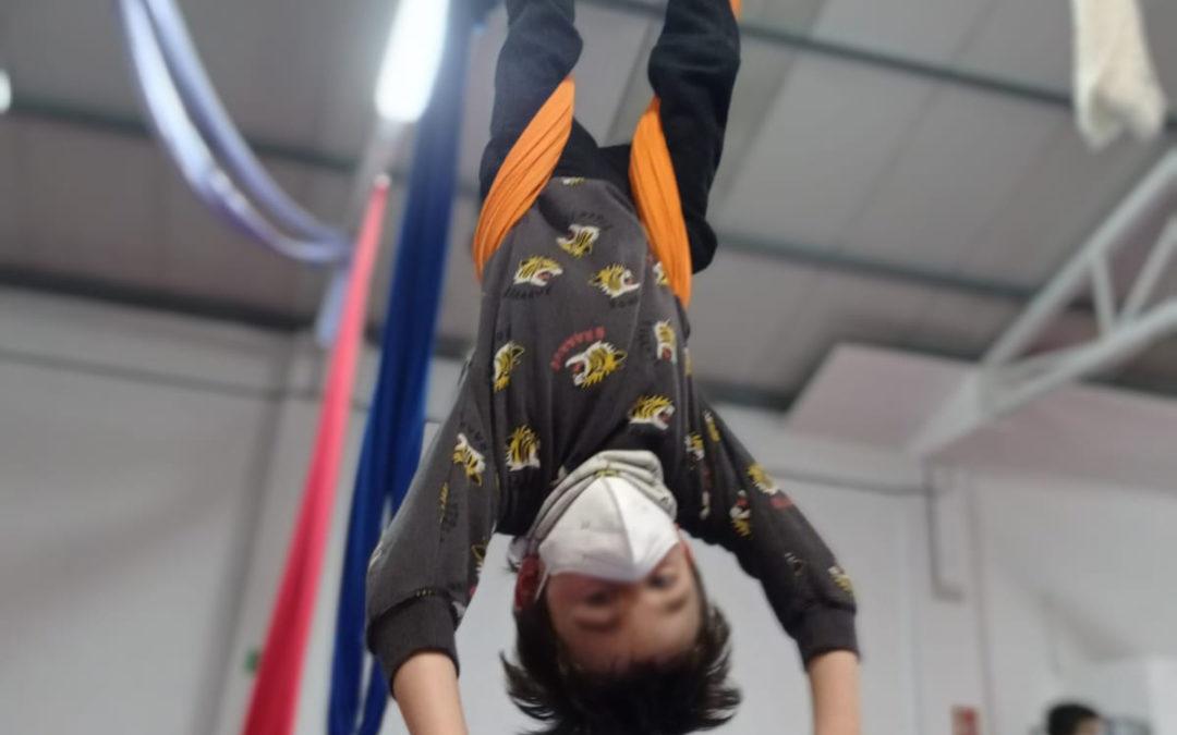 Curso de circo para niños